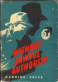 Image for WITHOUT LAWFUL AUTHORITY;