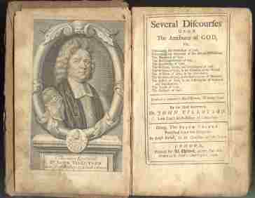 Several discourses upon the attributes of God...London...1699