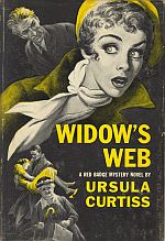 Image for WIDOW'S WEB