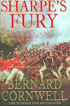 Image for SHARPE'S FURY; Richard Sharpe and the Battle of Barrosa, March 1811