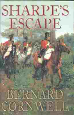 Image for SHARPE'S ESCAPE; Richard Sharpe and the Bussaco Campaign 1810