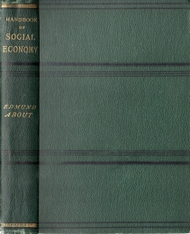 Image for HANDBOOK OF SOCIAL ECONOMY, or, The worker's ABC