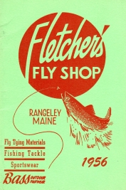 Image for FLETCHER'S FLY SHOP; Fly Tying Materials, Fishing Tackle, Sportswear, Bass Outdoor Footwear,