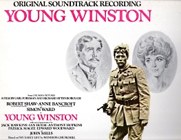 Image for CHURCHILL WINSTON;Original soundtrack recording from Columbia Picture's Young Winston