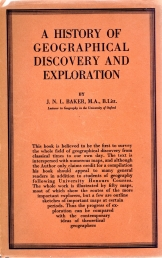 Image for A HISTORY OF GEOLOGICAL DISCOVERY AND EXPLORATION; Harrap's New Geographical Series