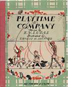 Image for Playtime & company : a book for Children;  Signed