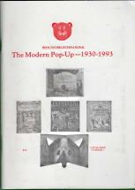 Image for THE MODERN POP-UP 1930-1993
