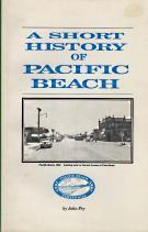 Image for A SHORT HISTORY OF PACIFIC BEACH