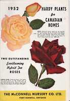 Image for Hardy plants for Canadian homes : [1952 catalogue]