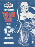 Image for Irving Presents Tour 88; The NHL All -Time Greats in Action