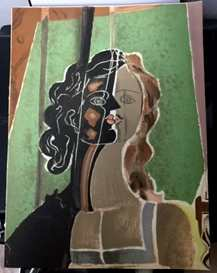Image for VERVE Original Lithograph (Fragment) 1939