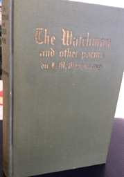 Image for The Watchman and other Poems