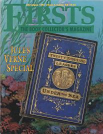 Image for FIRSTS, The Book Collector's Magazine, Jules Verne Special