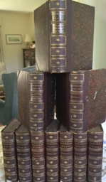Image for Collected Works of William Makepeace Thackeray ; 10 Volumes