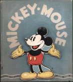Image for MICKEY MOUSE A Stand - out Book
