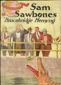 Image for SAM SAWBONES; Round the world library, no. 154.