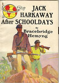 Image for JACK HARKAWAY AFTER SCHOOLDAYS;;Round the world library, no. 120.
