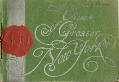 Image for OVER ONE HUNDRED SELECTED VIEWS OF GREATER NEW YORK : reproduced from the best and latest photographs. New York (circa 1905)