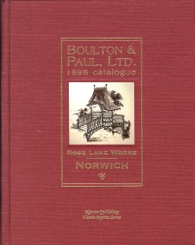 Image for BOULTON AND PAUL LIMITED. - 1898 Catalogue