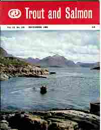 Image for TROUT AND SALMON MAGAZINE; Jan. To dec. 1966, 12 Issues