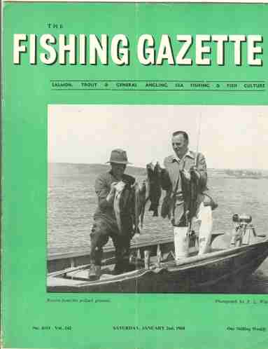 Image for THE FISHING GAZETTE; Jan. 2, 1960 to  Dec. 31, 1960;  50 Issues