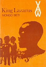 Image for KING LAZARUS; : A Novel