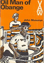 Image for OIL MAN OF OBANGE; African Writers Series