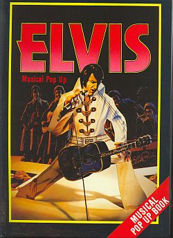 Image for ELVIS MUSICAL POP UP;